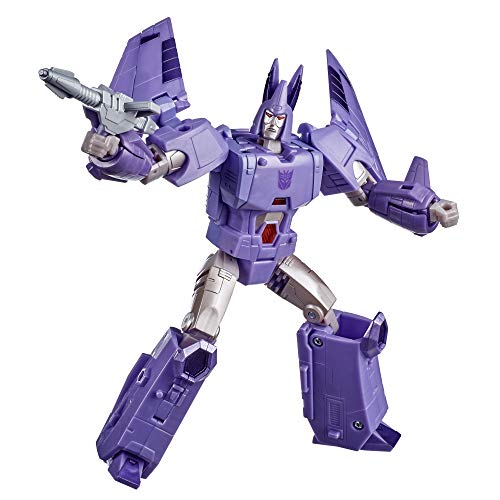 Transformers War For Cybertron Voyager Cyclonus (Hasbro F069