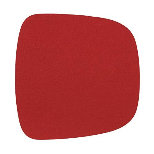 ikarus Sitzauflage 1-lagig für About A Chair AAC22 Stuhl (kirschrot)