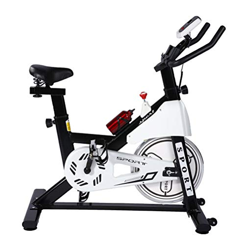 Spier Speedbike RapidPace Ergometro Bicycle Exercise Bike, Pulse Monitor, Indoor Exercise Bike 8 KG Flywheel Workout Bike Indoor Cycling Bike for Home Cardio Workout Bike Training
