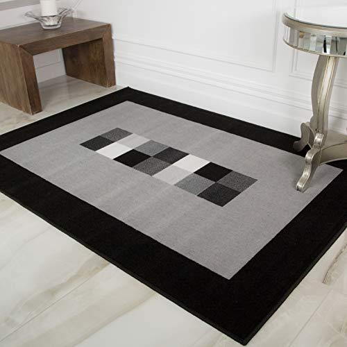 Milan Soft Simple Modern Black &...