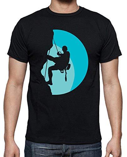 latostadora - Camiseta Escalada para Hombre