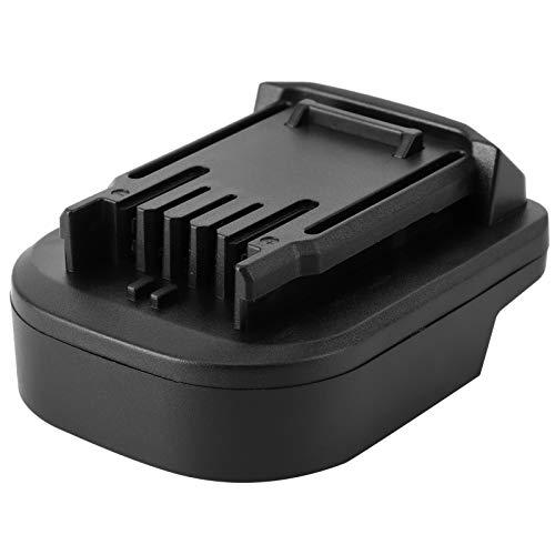 Adaptador de batería, para WORX 20V Naranja Pequeño a para WORX 20V Herramienta inalámbrica de repuesto de litio grande, Batería de herramienta eléctrica