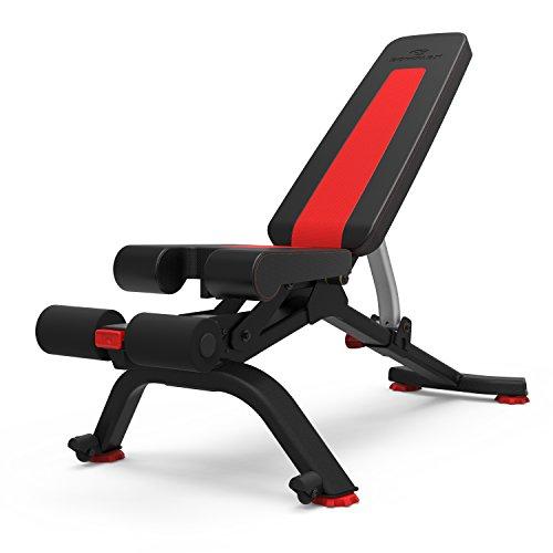 Banc de musculation réglable et de rangement Bowflex 5.1S