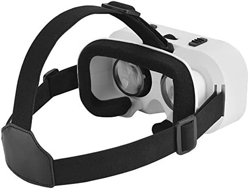 VR Virtual Reality Glasses for 3D Movies Video Games Comfortable VR Goggles 4.0-6.0inch Smartphone