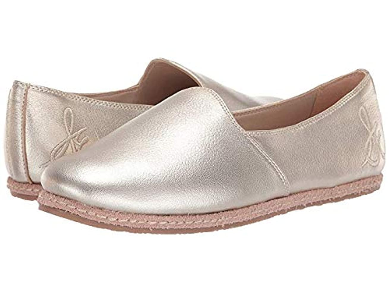運命ジェスチャー買う[Sam Edelman(サムエデルマン)] レディースローファー?靴 Everie Jute Tumbled Opal Metallic Leather (22cm) M [並行輸入品]