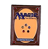 Crazy Cool Magic The Gathering Enamel 1.5' Pin. Celebrate The Fantasy & Strategy of Your Game!