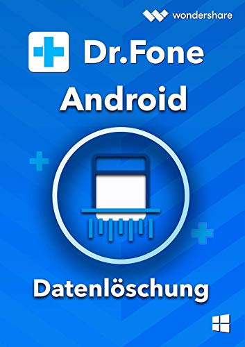 Dr.Fone Android Datenlöschung (Product Keycard ohne Datenträger) Lifetime