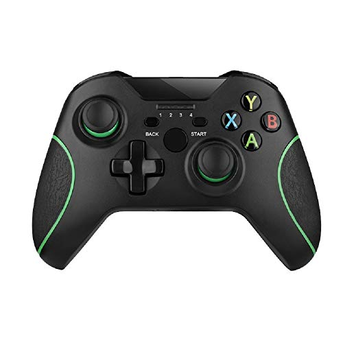 KTH Gamepad Bluetooth inalámbrico ASDQ 2.4G para Xbox One, Consola Compatible con Android Smart Phone/PC