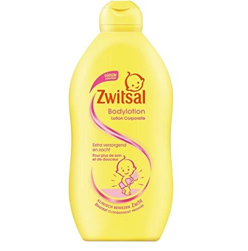 6 x ZWITSAL Baby Körperlotion Extra-Pflegende und sanft - 400 ml