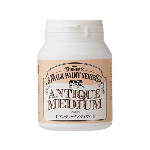 ターナー色彩 ミルクペイント アンティークメディウム 200mlの写真