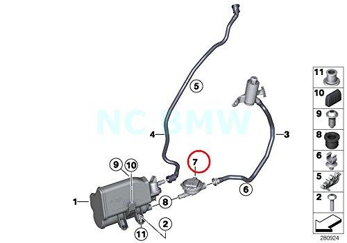 BMW 16-13-7-448-092 Leak Diagnosis Module