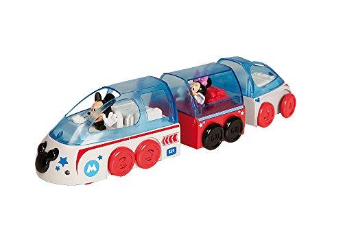IMC Toys - El Tren Musical de Mickey RC (181946)