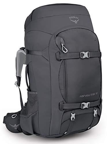 Osprey Fairview Trek 70 Reisetasche für Frauen - Charcoal Grey O/S