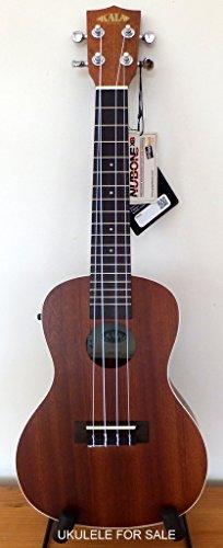 Kala KA-CE Electro Acoustic Concert Ukulele Built in Tu