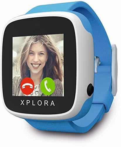 Telekom Xplora Go Kids, blau-Weiss