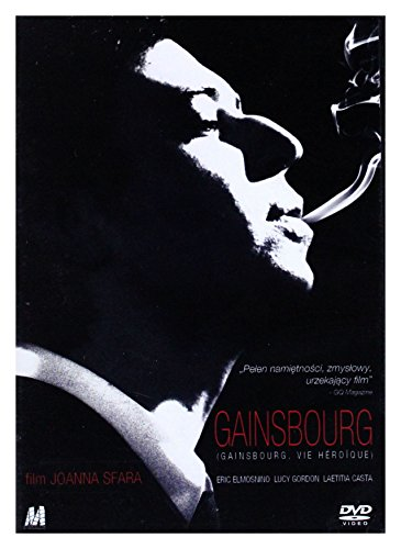 Gainsbourg - Der Mann, der die Frauen liebte [DVD] [Region 2] (IMPORT) (Keine deutsche Version)