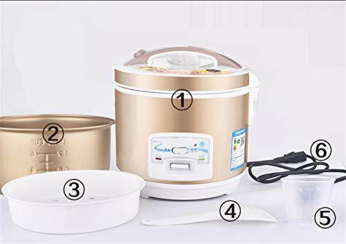 Nieuwe elektrische rijstkoker automatische pot warm koken keuken 2L 3L 4L5L 2l