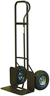Milwaukee Hand Trucks 49977 Hoss Boss with 15-Inch Pneumatic Tires and Wheel Guards