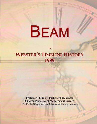 Beam: Webster's Timeline History, 1999