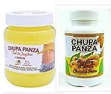 SUPER OFERTA! Gel de Jengibre Chupa Panza 300g Net Weight y Capsulas Reductivas Chupa Panza 100% Naturales de 30 Caps. Dist By Alebrije Imports