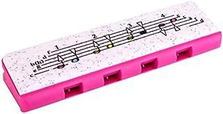 Hohner Speedy - Armónica de 8 voces infantil, color cereza/rosa