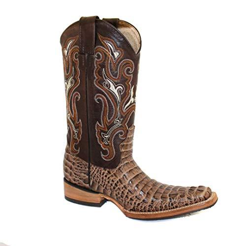 Botas Vaqueras Cowboy Modelo Daniel, Talla 43