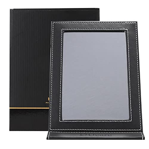 Espejo de tocador minimalista portátil de alta definición para belleza para uso doméstico