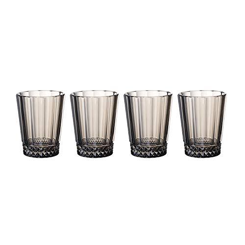 Villeroy & Boch 11-3790-8140 Opera Wasserglas, Kristallglas, Rauch