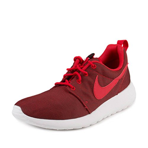 Nike Herren Roshe One Premium Laufschuhe, Rot/Schwarz (University Red Unvrsty Red Blk), 40.5 EU