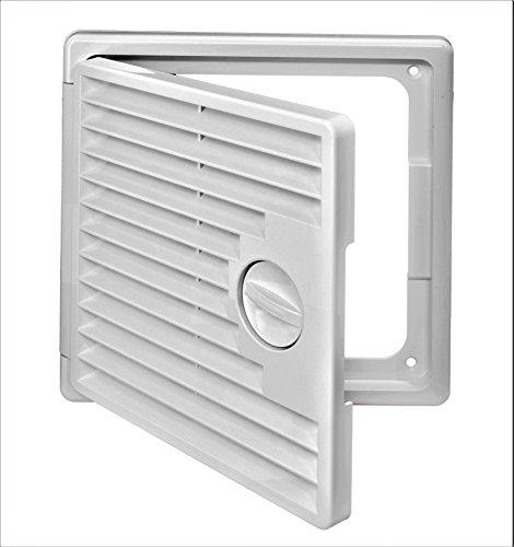 Tapa para revisión con rejilla de ventilación, pladur, Inspección Puerta de acceso...