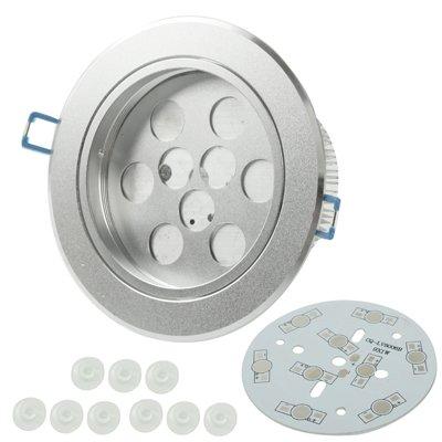 Luces LED Piezas linternas 9W LED Days piezas cubierta