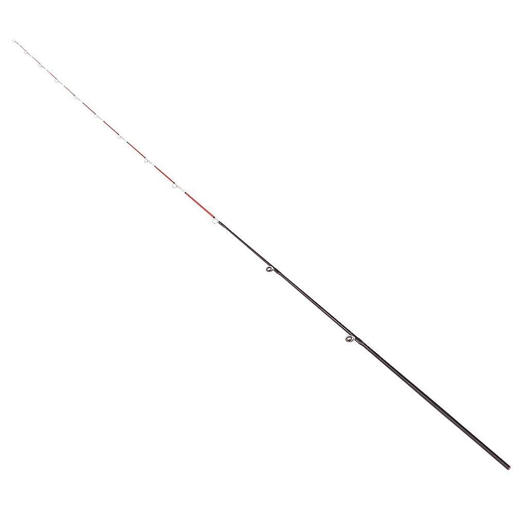 抗議グラフィック遅滞gazechimp トローリング ロッド先端 釣り竿 チタン合金 55cm 全3色