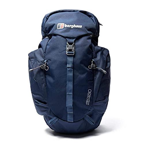 Berghaus Arrow Sac à dos de marche pour homme Bleu foncé/bleu foncé 30 l