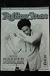ROLLING STONE 13 NOVEMBRE 2003 COVER BEN HARPER M BLINK 182 PINK PLEYMO NOAH