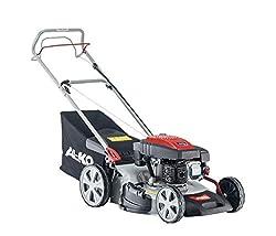 AL-KO Benzin-Rasenmäher Easy 5.10 SP-S, 51 cm Schnittbreite, 2.3 kW Motorleistung, zentrale Schnitthöhenverstellung, mit Hinterrad-Antrieb, 4in1 Funktion