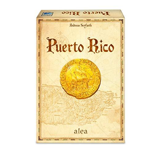 Ravensburger Puerto Rico - Versión española, Strategy Game, 2-5 Jugadores, Edad recomendada...