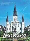 "Louisiana 2022 Calendar: From January 2022 to December 2022 - Super Mini Calendar 6x8"" - Pocket Gorgeous Non-Glossy Paper"