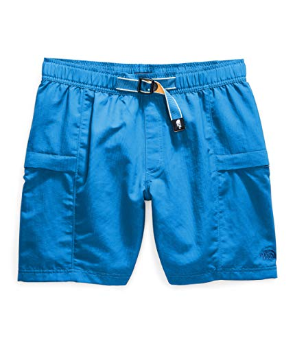The North Face Men's Class V Belted Trunk, Clear Lake Blue, XXL, SHT
