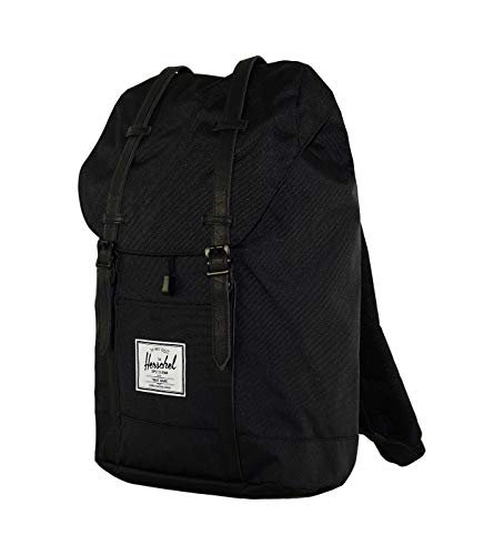HERSCHEL Supply Company Retreat 10066-03440-OS One Size (Black)