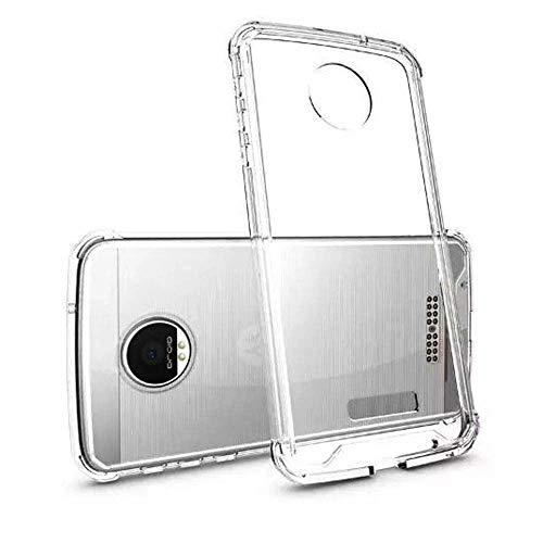 Capa Para Motorola Moto Z3 Play + Película De Gel
