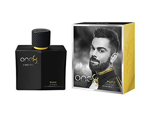 One 8 by Virat Kohli PURE Eau De Parfum For Men, 100 ml