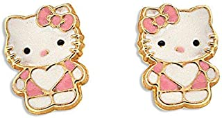 cabd63dcd Amazon.com: Hello Kitty - Stud / Earrings: Clothing, Shoes & Jewelry