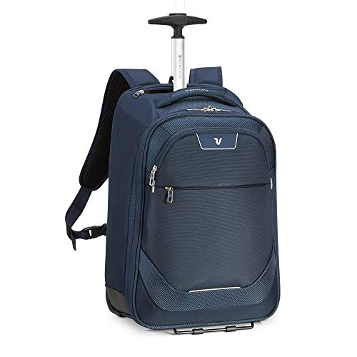 Roncato Joy Rucksack Trolley Medium (42 Liter), Nachtblau