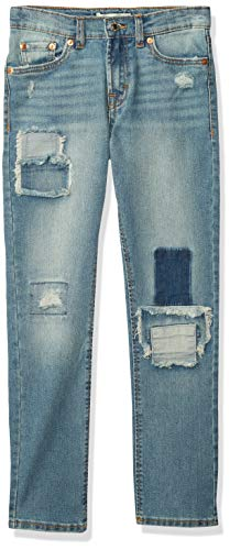 Levi's Girls' Girlfriend Fit Jeans, Juno, 10