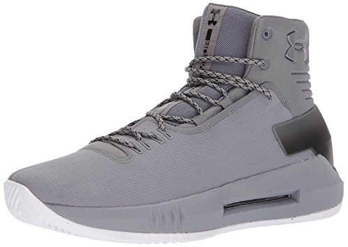 Under Armour Boys' Drive 4- Best Basketball Shoes for Flat and Wide Feet
