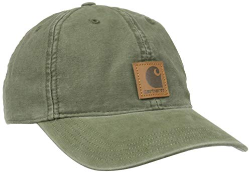 Carhartts Herren Odessa Baseballmütze, Armeegrün