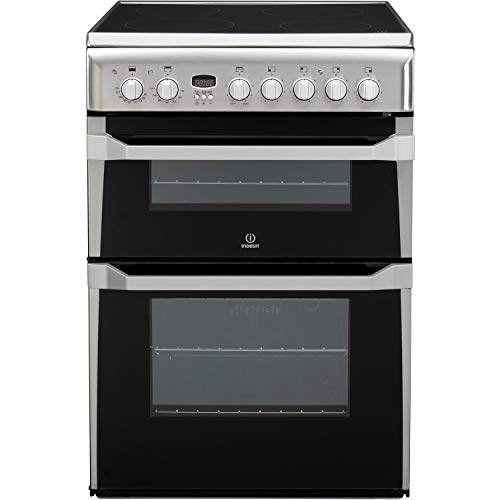 Indesit ID60C2XS Freestanding Electric B/B Rated Cooker -Stainless Steel