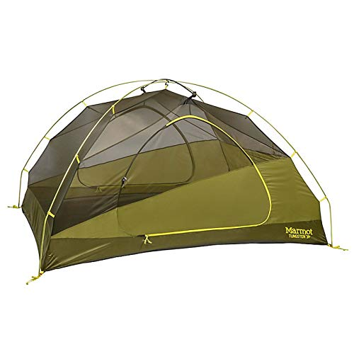 Marmot Tungsten 3p Tent: 3-Person 3-Season Green Shadow/Moss, One Size
