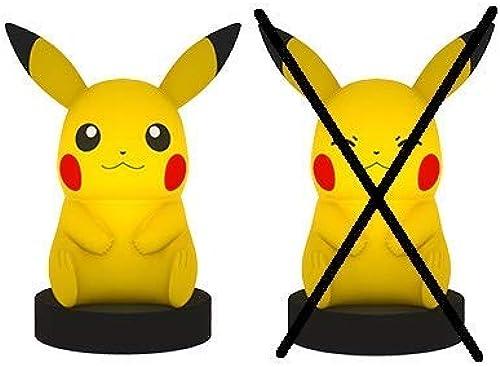 Banpresto Pokemon Sun & Moon Pikachu light all 2type Usually ver. Anime japan