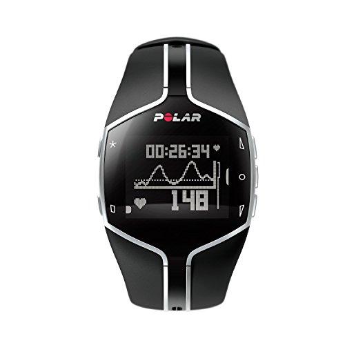 Polar FT80 Reloj Deportivo, Color Negro